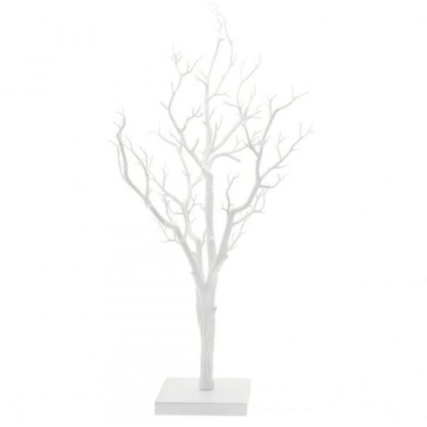 Wish Tree Vintage Manzanita White 85cm High
